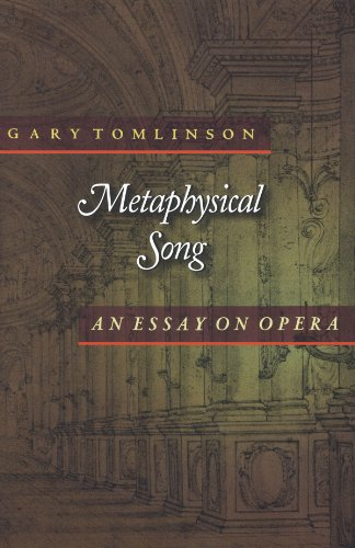 9780691004099: Metaphysical Song
