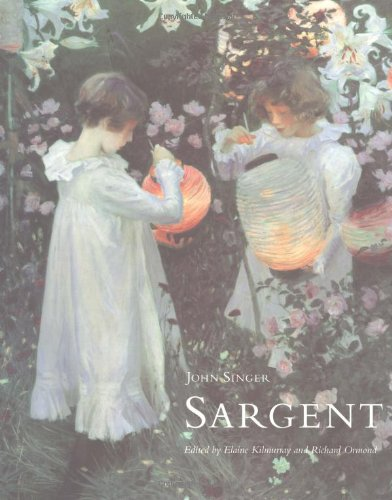 9780691004341: John Singer Sargent