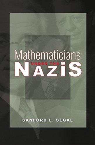 9780691004518: Mathematicians under the Nazis