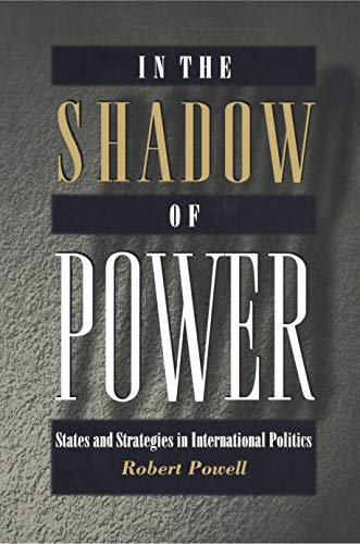 9780691004563: In the Shadow of Power