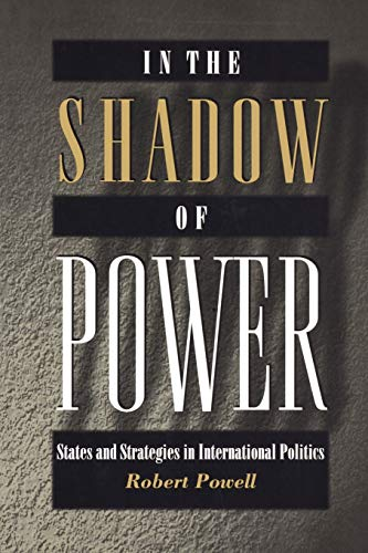 9780691004570: In the Shadow of Power