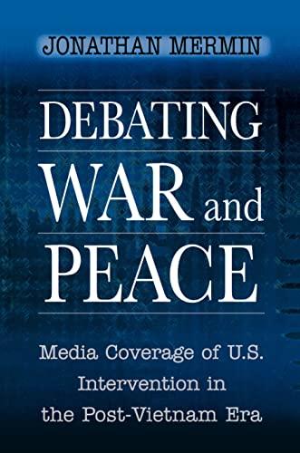 9780691005348: Debating War and Peace