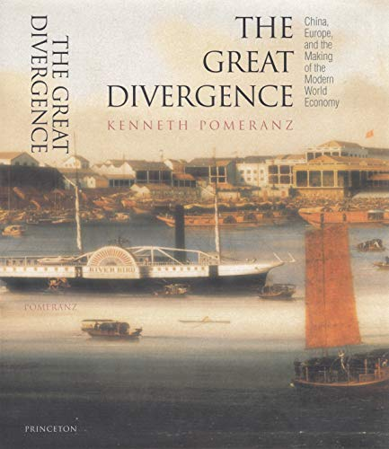 9780691005430: The Great Divergence: China, Europe, and the Making of the Modern World Economy