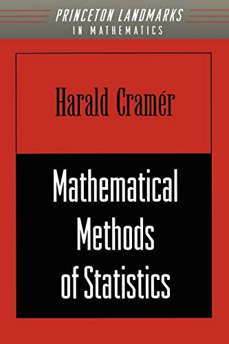9780691005478: Mathematical Methods of Statistics. (PMS-9)
