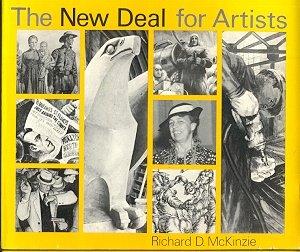 The New Deal for Artists: Richard D. McKinzie