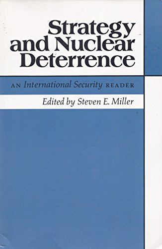 9780691005973: Strategy and Nuclear Deterrence (Princeton Legacy Library)