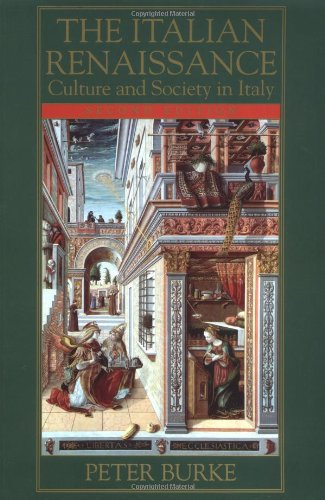 9780691006789: The Italian Renaissance: Culture and Society in Italy