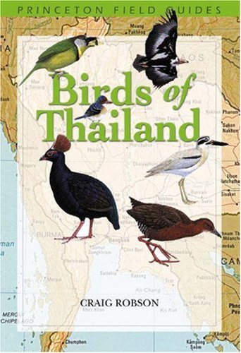 9780691007007: Birds of Thailand (Princeton Field Guides)