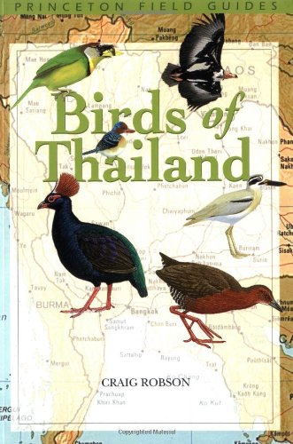 9780691007014: Birds of Thailand (Princeton Field Guides)