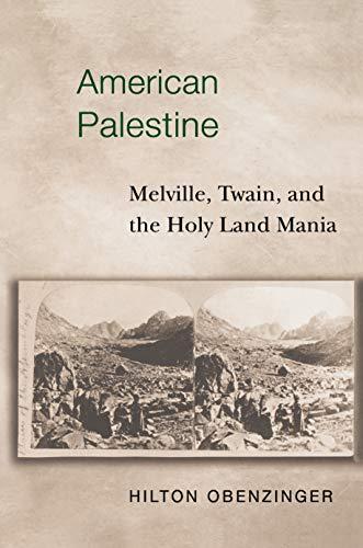 9780691007281: American Palestine