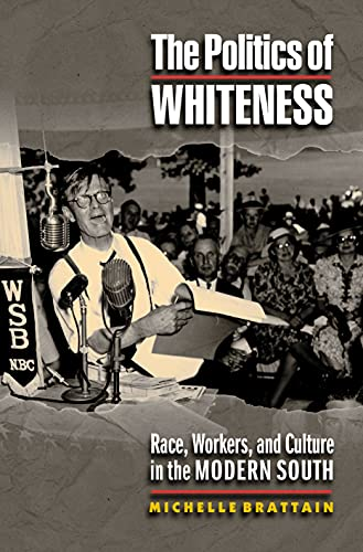 9780691007311: The Politics of Whiteness: Race, Workers, and Culture in the Modern South.