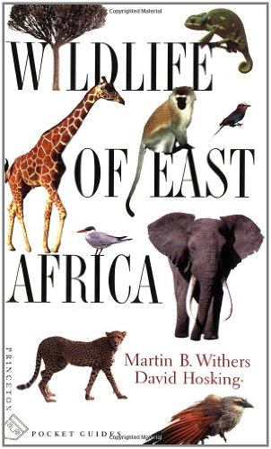 9780691007373: Wildlife of East Africa (Princeton Pocket Guides)