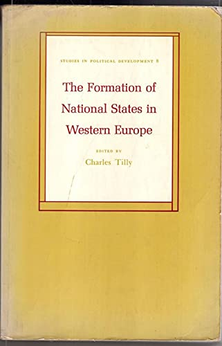 9780691007724: The Formation of National States in Western Europe