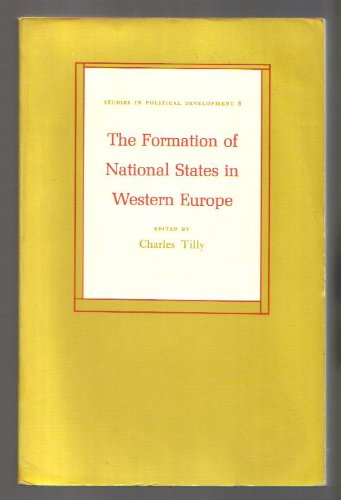 9780691007724: The Formation of National States in Western Europe. (SPD-8) (Studies in Political Development)