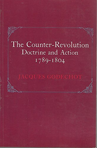 The Counter-Revolution: Jacques Godechot
