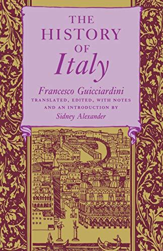 9780691008004: The History of Italy