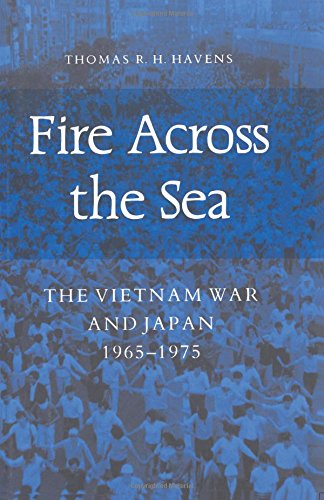9780691008110: Fire Across the Sea: The Vietnam War and Japan 1965-1975 (Princeton Legacy Library)