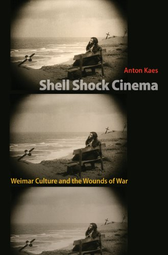 9780691008509: Shell Shock Cinema: Weimar Culture and the Wounds of War