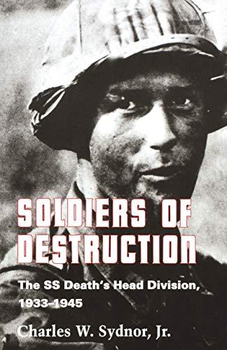 9780691008530: Soldiers of Destruction