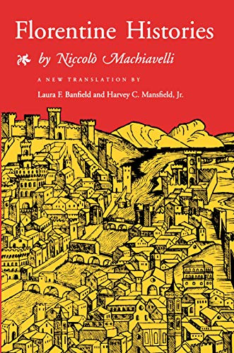 9780691008639: Florentine Histories