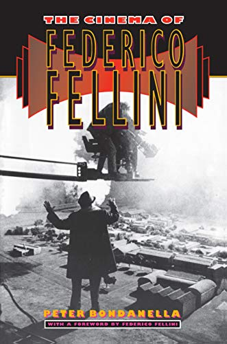 9780691008752: The Cinema of Federico Fellini