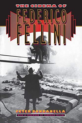 9780691008752: The Cinema of Federico Fellini