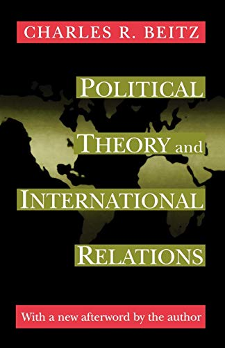 9780691009155: Political Theory and International Relations
