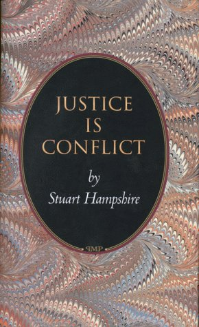 9780691009339: Justice Is Conflict