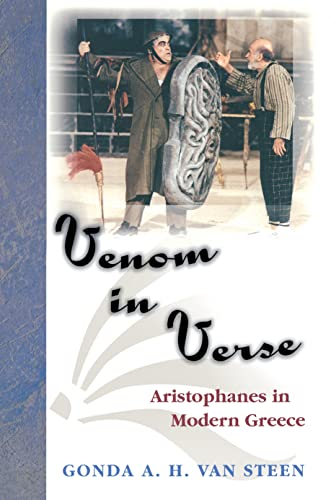 Venom in Verse: Van Steen, Gonda A.H.