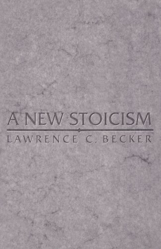 9780691009643: A New Stoicism