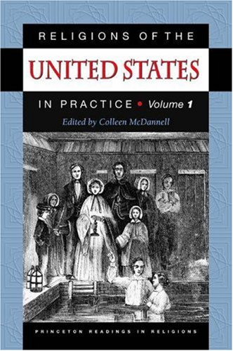 9780691009988: Religions of the United States in Practice, Volume 1.