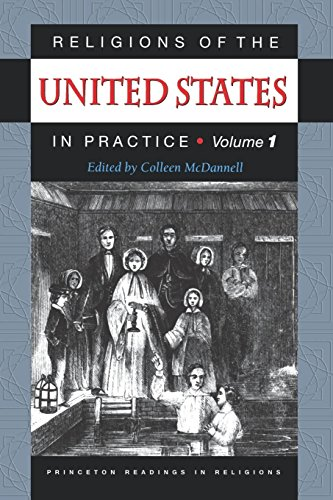 9780691009995: Religions of the United States in Practice, Volume 1.