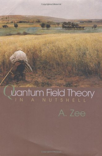 9780691010199: Quantum Field Theory in a Nutshell