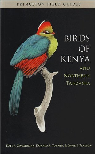 9780691010212: Birds of Kenya and Northern Tanzania: Field Guide Edition (Princeton Field Guides)
