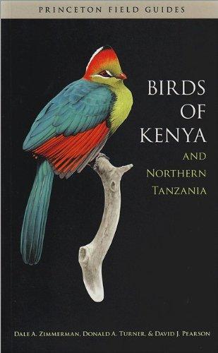 9780691010212: Birds of Kenya and Northern Tanzania