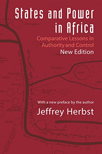 States and Power in Africa: Herbst, Jeffrey