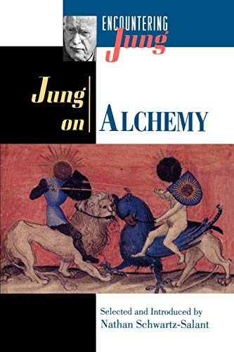 9780691010977: Jung on Alchemy (Encountering Jung)