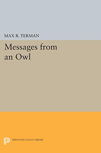 9780691011059: Messages from an Owl