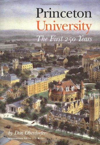 Princeton University: Oberdorfer, Don