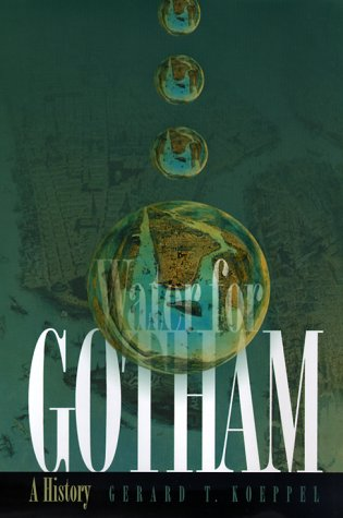 9780691011394: Water for Gotham: A History.
