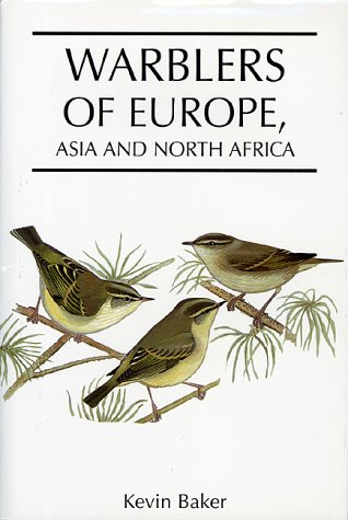 9780691011691: Warblers of Europe, Asia, and North Africa