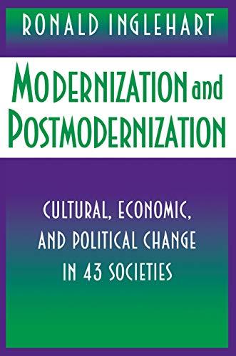 9780691011806: Modernization and Postmodernization