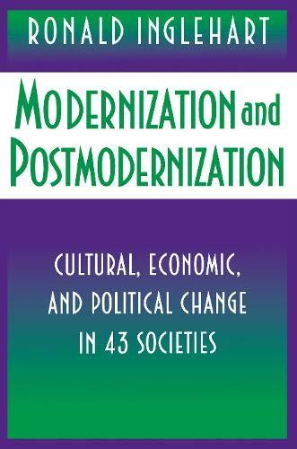 9780691011813: Modernization and Postmodernization