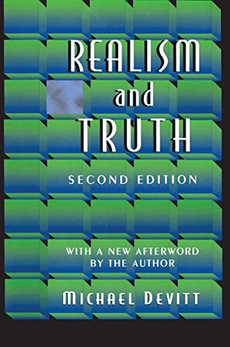 9780691011875: Realism and Truth: Second Edition