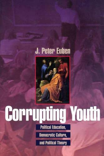 9780691012025: Corrupting Youth
