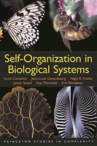 9780691012117: Self-Organization in Biological Systems
