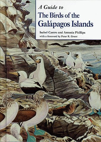 9780691012254: A Guide to the Birds of the Galápagos Islands