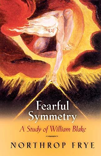 9780691012919: Fearful Symmetry: A Study of William Blake