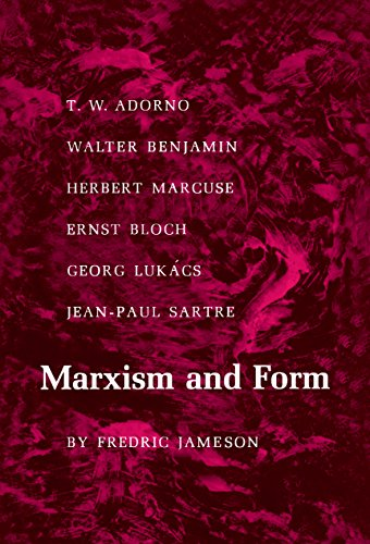 9780691013114: Marxism and Form: 20th-Century Dialectical Theories of Literature