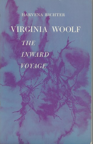 9780691013473: Virginia Woolf: The Inward Voyage (Princeton Legacy Library)